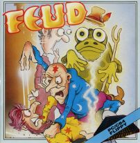 Feud (IBM PC/C64) (Disk Version)