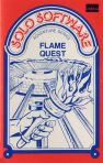 Flame Quest (Solo Software) (Sharp MZ-700)