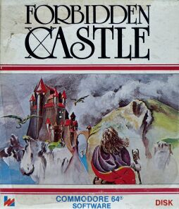 Forbidden Castle (Accelerated Software) (C64)