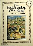 Fellowship of the Ring (Addison-Wesley) (IBM PC)