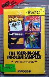 Four-In-One Infocom Sampler (C64)