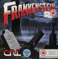 Frankenstein (CRL) (C64) (Disk Version)