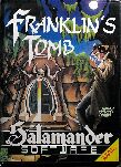 Franklin's Tomb (Clamshell) (Salamander Software) (Dragon32) (Contains Alternate Parts)