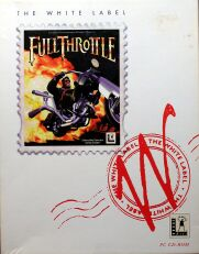 Full Throttle (White Label) (IBM PC)