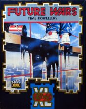 Future Wars: Time Travellers (Kixx) (Atari ST)