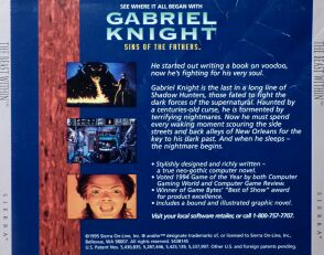 Gabriel Knight II: The Beast Within