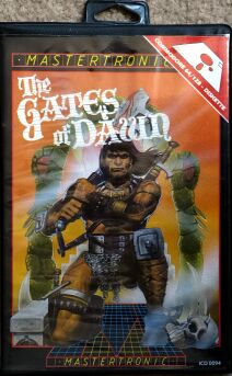Gates of Dawn (C64)