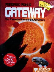 Gateway (IBM PC) (Contains Hint Book)