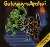 Gateway to Apshai (C64/Atari 400/800) (Disk Version)