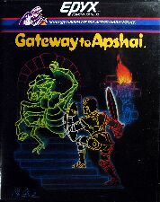 Gateway to Apshai (CBS) (C64) (Cassette Version)