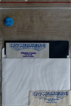 Glamis Castle (Crystalware) (Atari 400/800) (missing manual)