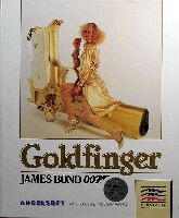 Goldfinger (Macintosh) (Contains Hint Sheet)
