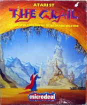 Grail, The (Alternate Contents) (Microdeal) (Atari ST)