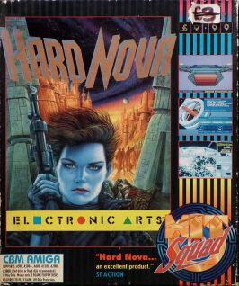 Hard Nova (Hit Squad) (Amiga)