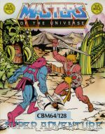 Masters of the Universe Super Adventure (U.S. Gold) (C64)