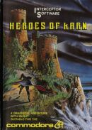 Heroes of Karn (Microcase) (Interceptor Software) (C64) (Cassette Version)