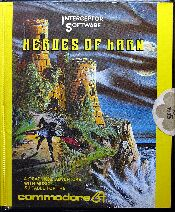 Heroes of Karn (Folio) (Interceptor Software) (C64) (Disk Version)