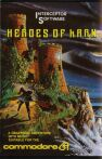 Heroes of Karn (Cassette) (Interceptor Software) (C64) (Cassette Version)