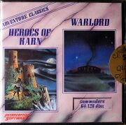 Heroes of Karn/Warlord (Interceptor Software) (C64) (Disk Version)