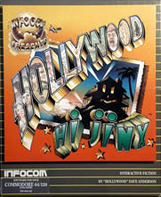 Hollywood Hijinx (C64) (Contains T-Shirt)