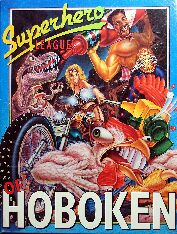 Superhero League of Hoboken (IBM PC) (Disk Version)