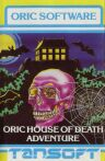 House of Death Adventure, Oric (Tansoft) (Oric)