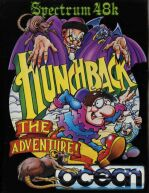 Hunchback: The Adventure! (Ocean) (ZX Spectrum)