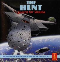 Hunt, The: Search for Shauna (Robico) (BBC Model B) (Disk Version) (Contains Hint Sheet)