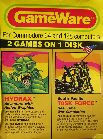 Hydrax and South Pacific Task Force (Gameware) (C64)