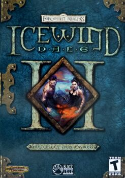 Icewind Dale II (Interplay) (IBM PC)