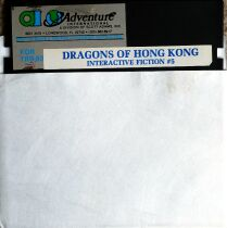 Interactive Fiction 5: Dragons of Hong Kong