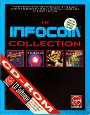 Infocom Collection, The (Mastertronic) (IBM PC)