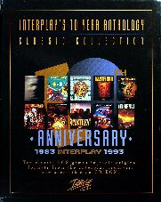 Interplay's 10 Year Anthology Classic Collection (Interplay) (IBM PC)