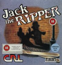 Jack the Ripper (CRL) (C64) (Disk Version)