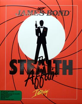 James Bond: The Stealth Affair (Interplay) (IBM PC)