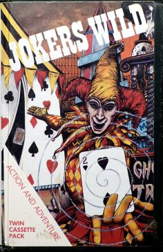 Jokers Wild (Phoenix Software) (ZX Spectrum)