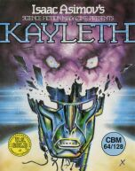 Kayleth (U.S. Gold) (C64) (cassette Version) (Contains Hint Sheet)