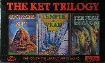 Ket Trilogy, The (includes Mountains of Ket, Temple of Vran, The Final Mission) (Incentive Software) (ZX Spectrum)