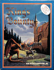King's Bounty (Apple II)