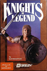 Knights of Legend (Apple II)