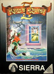 King's Quest II: Romancing the Throne (Atari ST) (Contains Hint Book, Hint Book (Alternate Version))