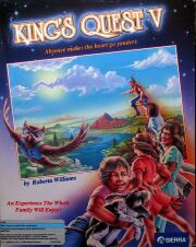 King's Quest V: Absence Makes the Heart Go Yonder!