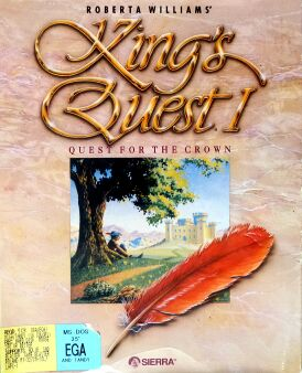King's Quest I: Quest for the Crown (IBM PC)