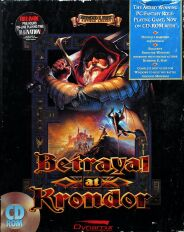 Betrayal at Krondor (Dynamix) (IBM PC) (CD-ROM Version)
