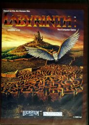 Labyrinth (C64) (UK Version)