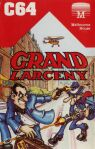 Grand Larceny (Melbourne House) (C64)
