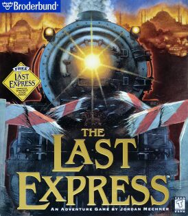 Last Express, The (Macintosh/IBM PC) (Contains Hint Book)
