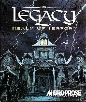 Legacy: Realm of Terror (Microprose) (IBM PC)
