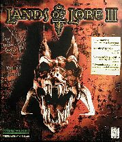 Lands of Lore III (Interplay) (IBM PC) (Contains Hint Book)