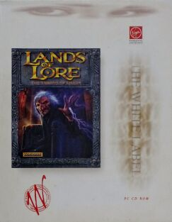 Lands of Lore: The Throne of Chaos (White Label) (Westwood Studios) (IBM PC)